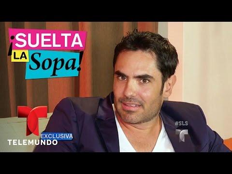 Suelta La Sopa  Lincoln Palomeque habla del padre que lo abandonó  Entretenimiento