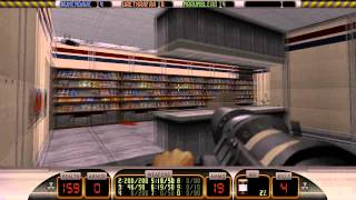 Duke Nukem 3D: Megaton Edition DM - Red Light District (Ep. 1)