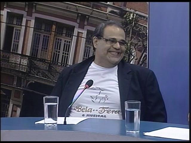 ESPETÁCULO BELA E A FERA COMEMORA 20 ANOS DO PINTANDO SETE - MESA DE DEBATES 07-11-18