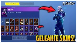 So you can HAVE all NEW SKINS FREE IN Fortnite!