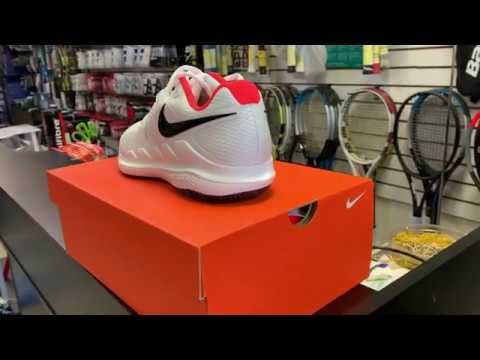 NIKE AIR ZOOM VAPOR X HC TENNIS SHOE REVIEW