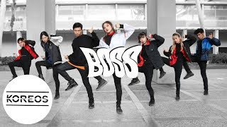 [Koreos] NCT U 엔시티 유 - BOSS 보스 Dance Cover 댄스커버