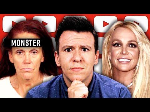 Meet Deborah Sue Culwell. She's a Monster. Britney Spears, & Explaining 996 Censorship & Protests