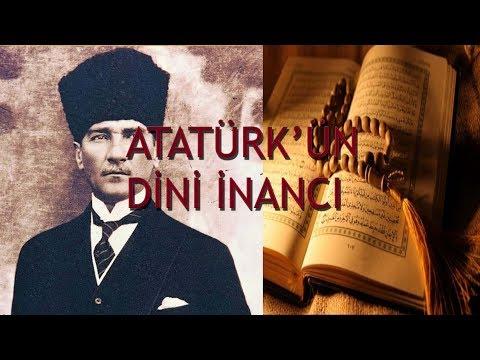 Mustafa Kemal Atatürk'ün Dini İnancı