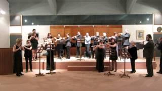 G. Fauré, Cantique de Jean Racine, op. 11, 18 flutes