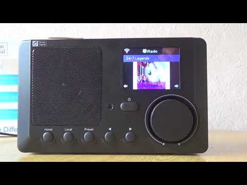 WR 210CB Ocean Digital Internet Radio