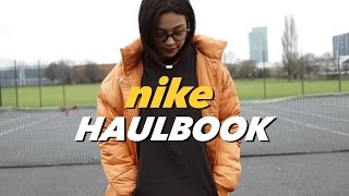 TRY-ON NIKE HAULBOOK | itslinamar | HAUL, LOOKBOOK