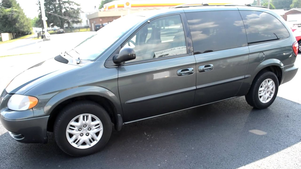 2002 Dodge Grand Caravan For Sale - $3,750 - YouTube