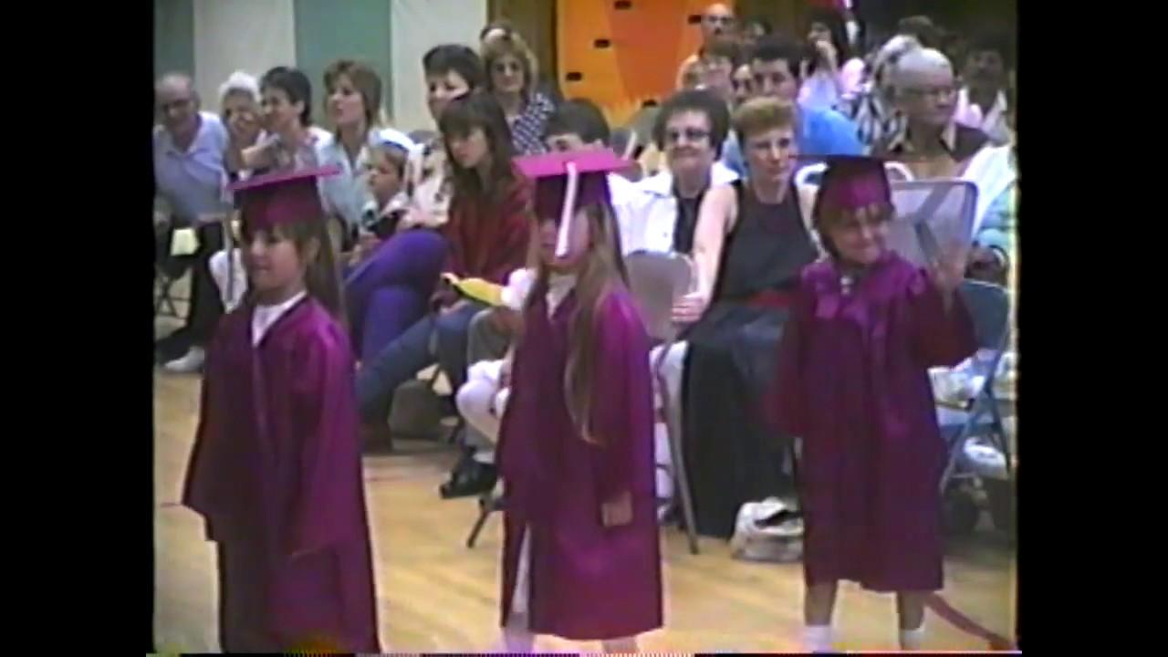 CES K Graduation 6-15-90