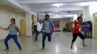 Gandi Baat - Arun Vibrato Choreography
