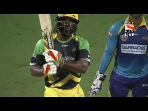 Video highlights: Barbados Tridents v Jamaica Tallawahs  CPL T20 12th match (1st Innings)