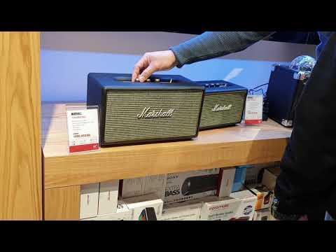 Marshall Stanmore Audio Testing