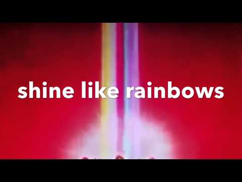 Mlp rainbow rocks shine like rainbows lyrics