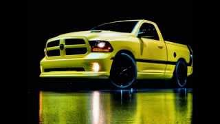 2013 Dodge Ram 1500 Rumble Bee Concept