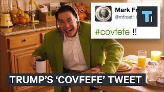 Trump created a huge meme by tweeting