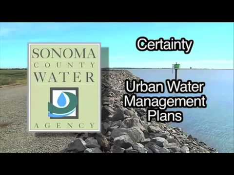 Water Supply and the Increasing Importance of Urban Water Management Plans - Bill Devine