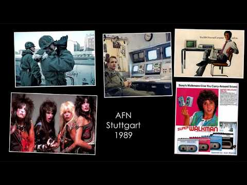 American Forces Network Radio (1950-2012)