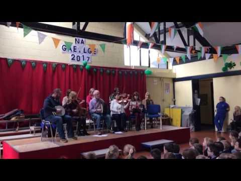 2017 Seachtain Na Gaeilge musicians