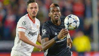Video Gol Pertandingan Sevilla vs Manchester United