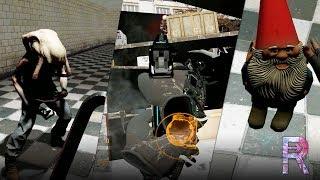 Early Half-Life: Alyx Mods Are Already Impressive