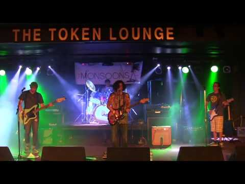 8-26-2016 Ryan DeMers Guitar Highlights with the Monsoons at the Token Lounge