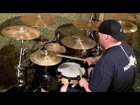Daughtry -Feels Like Tonight (Drum Cover) Dean Minerva