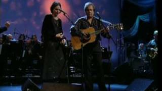 "Don Mclean and Nanci Griffith "" Raining In My Heart""  ""And I Love You So"""