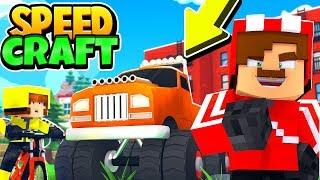 İLK ARABAMI ALDIM #2 SPEEDCRAFT - Minecraft
