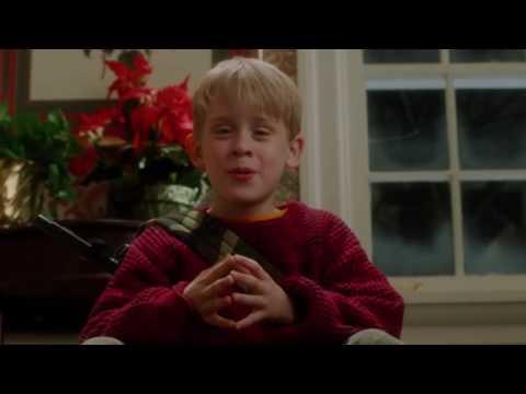 Christmas Movie Montage