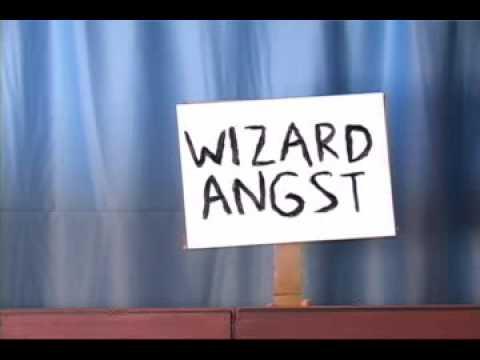 Potter Puppet Pals: Wizard Angst