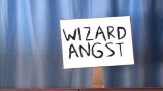 Potter Puppet Pals: Wizard Angst thumbnail