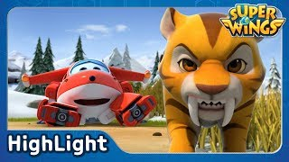 Trip to Times Past Part 1 (France) | SuperWings Highlight | S2 EP15
