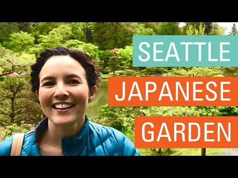 Join me at the Seattle Japanese Garden!