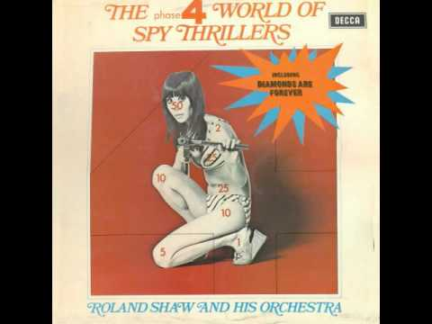 Roland Shaw Orchestra Themes From The James Bond Thrillers Vol 3