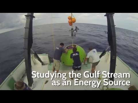 Harnessing the Power of the Gulf Stream: Renewable Ocean Energy Research