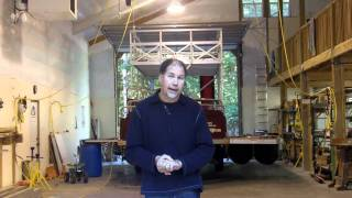 Floating Dock Materials Video--floats Vs Barrels