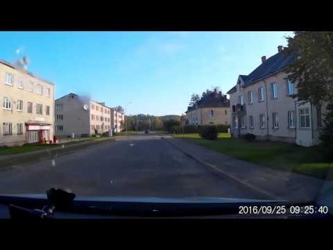 Estonia Latvia Trip Timelapse