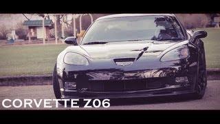 2009 Chevrolet Corvette Z06 Videos