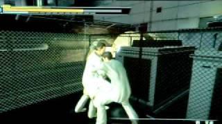 Ryu Ga Gotoku 3 / Yakuza 3 : Kiryu vs Lau Ka Long boss fight (hard mode)