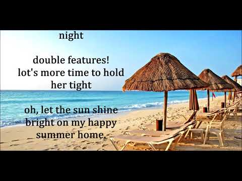 Here Comes Summer  CLIFF RICHARD & THE SHADOWS (with lyrics)