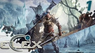 ELEX is a handcrafted action role-playing experience from the award...