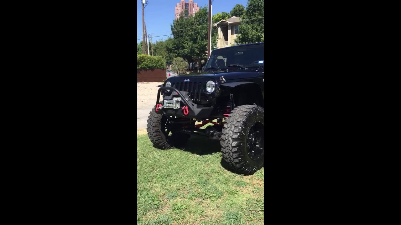 2010 JEEP FOR SALE. 8 inch lift. 22's on 41's. dana 44 (F&R) - YouTube