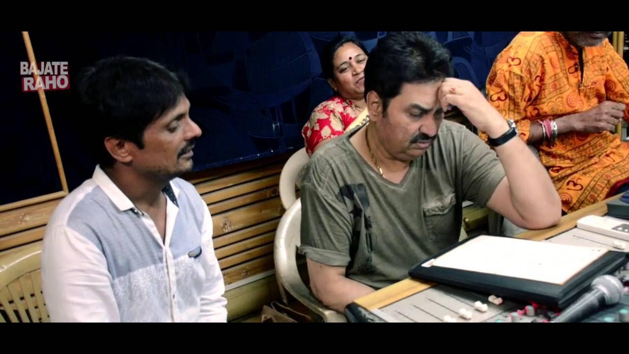 Kumar Sanu SONG RECORDING | Sana STUDIO | Bollywood FIlm | HINDI FILM |  STUDIO Recording