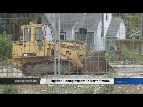Fighting Unemployment in North Omaha