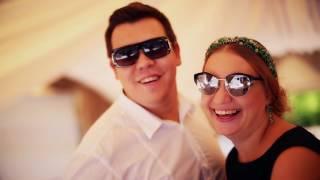 Надежда и Александр - свадьба в шатре.