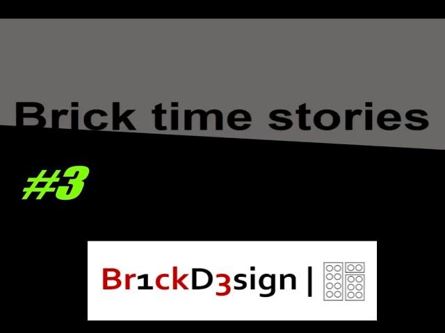 Bunte Steine + bunter Haufen = Br1ckD3sign  -  Brick time stories #3