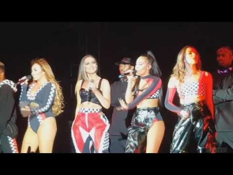 Little Mix in Berlin | PERFORMANCE | Glory Days Tour [PART 1]