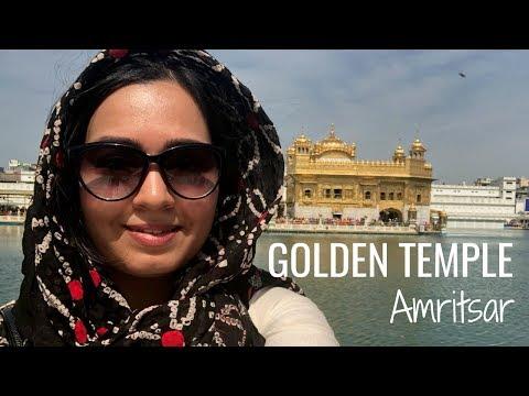 Golden Temple Amritsar Kitchen tour + Langar