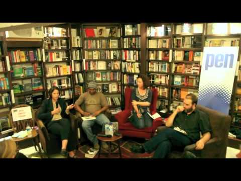 PEN SA Dialogue:  The Politics of Publishing and Bookselling 2014