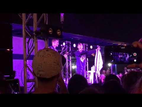 The Used - Lunacy Fringe (acoustic) - SeaLegs Live at Huntington Beach 8/9/17